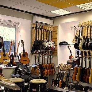 Музыкальные магазины Сафоново