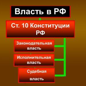 Органы власти Сафоново