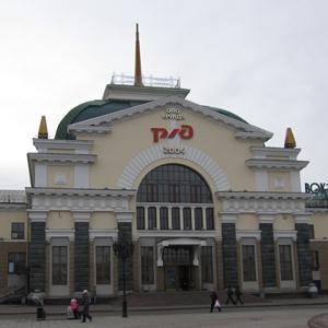 Железнодорожные вокзалы Сафоново